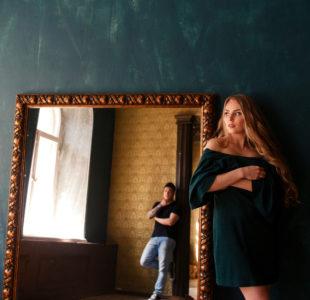 Фотосъемка в стильном зале в винтажном стиле в Киеве | Фотостудия F11 Studio