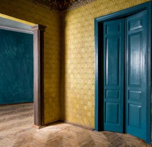 Стильный зал в винтажном стиле в фотостудии Киева | F11 Studio