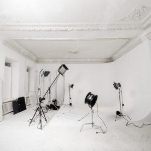 Аренда зала с циклорамой в Киеве