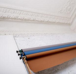 Бумажные фоны в фотостудии Киева